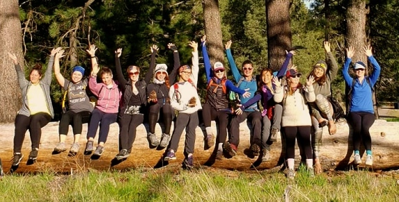Camping, Hiking and Yoga Weekend for Women